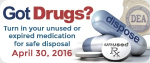 Mercer County Sheriff to collect unused prescription drugs on April 30
