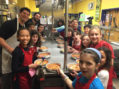 Hopewell Elementary School students compete in Top Chef Hopewell