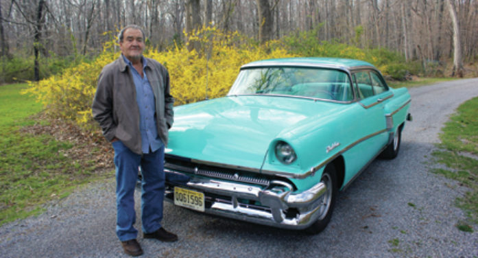 How one car brought together three generations of family