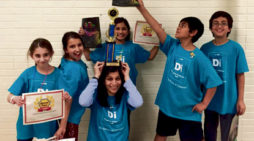 Sharon School team the latest Destination ImagiNation success story