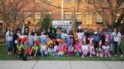 Team effort transforms Kuser Elementary into Oz