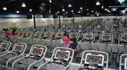 Working out's no sweat at Crunch Fitness
