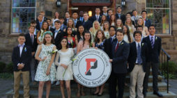 The Pennington School celebrates graduating class