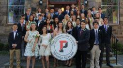 The Pennington School celebrates graduating class