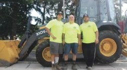 Legacy cemented, contractor still paving the way 4 decades later