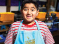 Wilson Elementary student finds fame on Chopped Junior
