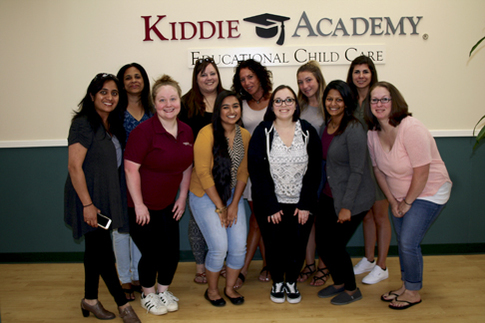 School is in session at new Kiddie Academy