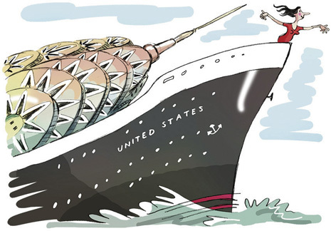 Pia de Jong: Save the United States