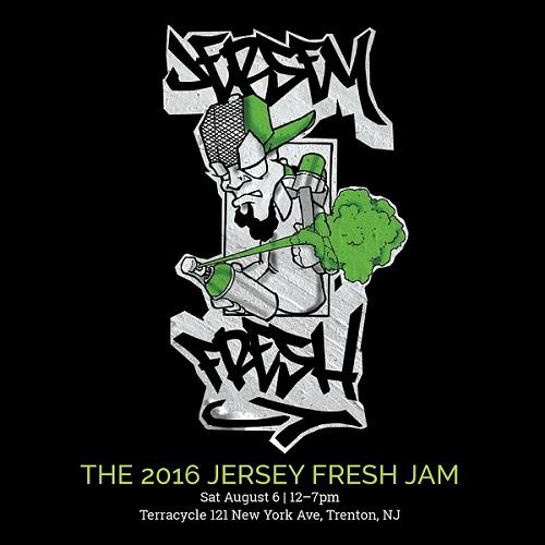 TerraCycle to host Jersey Fresh Graffiti Jam