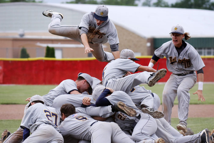Nottingham Northstars never quit en route to first sectional title