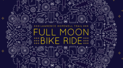 Lawrence Hopewell Trail to host third annual Full Moon Bike Ride