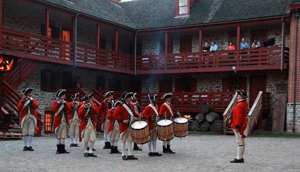 Fife & Drum Taptoe concert series returns to Trenton's Old Barracks Museum