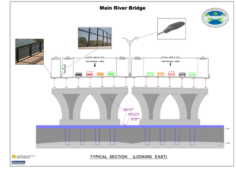 Proposed toll schedule released for Scudder Falls Bridge