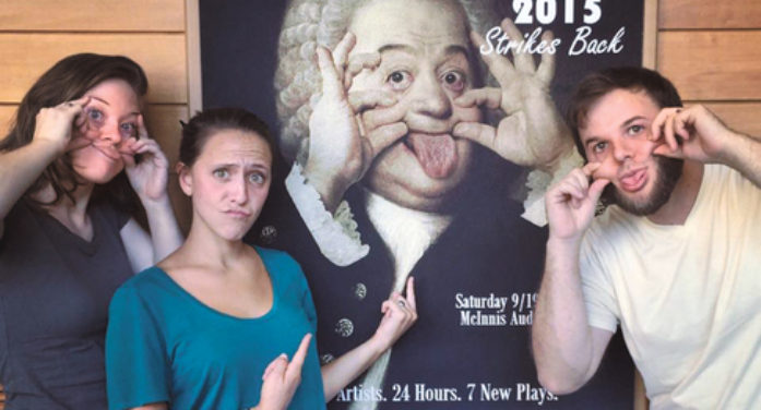 24-hour process brings five new plays to West Windsor Arts Council