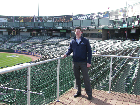 New Trenton Thunder general manager has bases covered