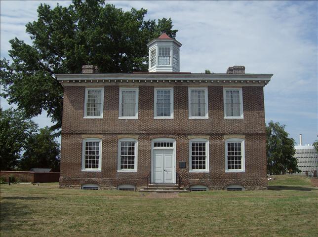 William Trent House celebrates National Park Service centennial, historic milestones
