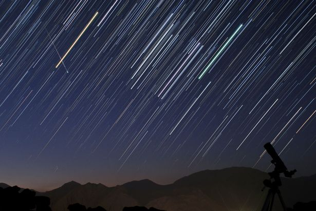 How to watch tonight's Perseid meteor shower
