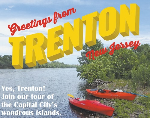 A true-life island adventure in downtown Trenton