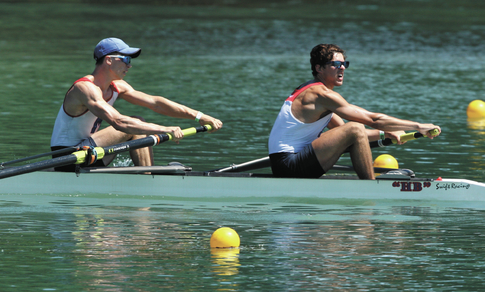 Rower wins gold in Royal Canadian Henley Regatta
