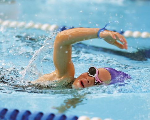 Club swimmers enjoy competitive season in PASDA
