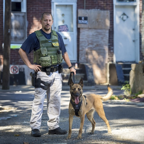 Mercer County K9 has a nose for competition