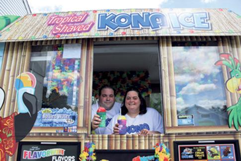Hamilton couple brings a taste of Kona to Jersey