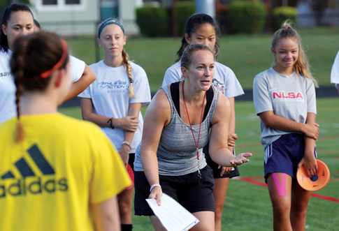 Familiar face takes the helm of Ewing High girls' soccer