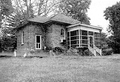 Visiting Ewing's 'Asylum Station'