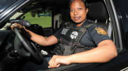 Mobile terminals keep Ewing officers online 24/7