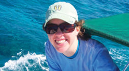 Steinert alumna works with NOAA studying ocean soundscapes