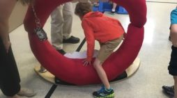 Elementary students learn ins and outs of digestion