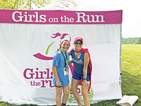 Girls on the Run aims to keep bodies—and minds—active