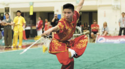 West Windsor teen earns trip to international wushu competition