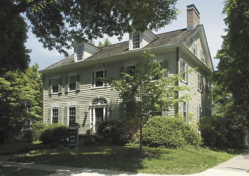 Princeton real estate guide: the Beatty House