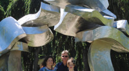 Family helps others find the art of relaxation at Grounds for Sculpture