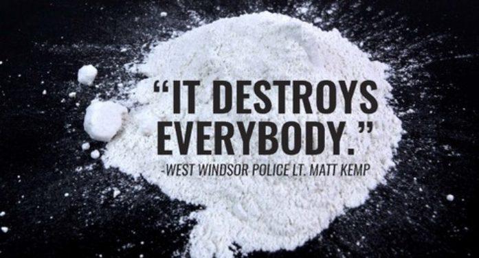 Law enforcement officials in Mercer County seek to combat opioid crisis
