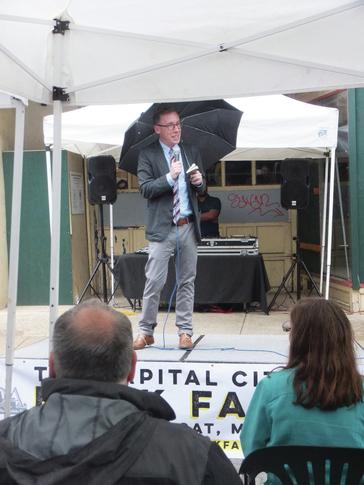 Reporter Katz talks Christie, democracy and a very long bridge saga