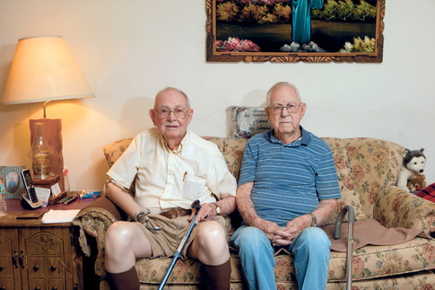 Band of brothers: the Smith family's military legacy spans generations