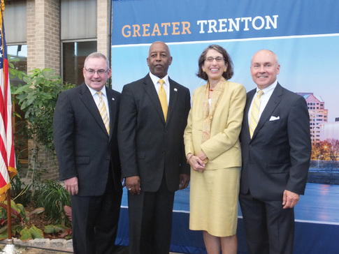 Up Front: Greater Trenton appoints first CEO