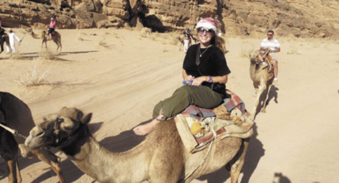West Windsor resident found affection for Middle Eastern culture working as counterterrorist