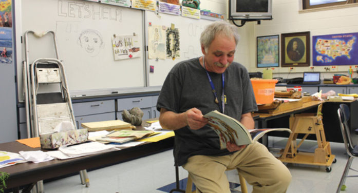 After 40 years in Lawrence School District, Colavita set to retire