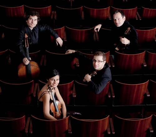 Belcea String Quartet makes Princeton University Concerts debut