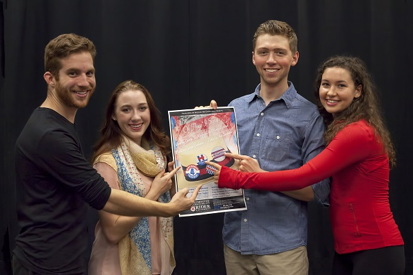 Rider University Musical Theatre presents 'Of Thee I Sing'