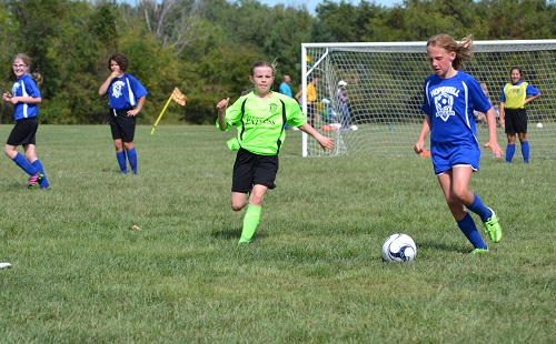 Hopewell Valley Soccer Association Rec Soccer
