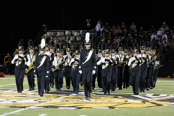 Hopewell's Marching Black and Gold to host USBands competition