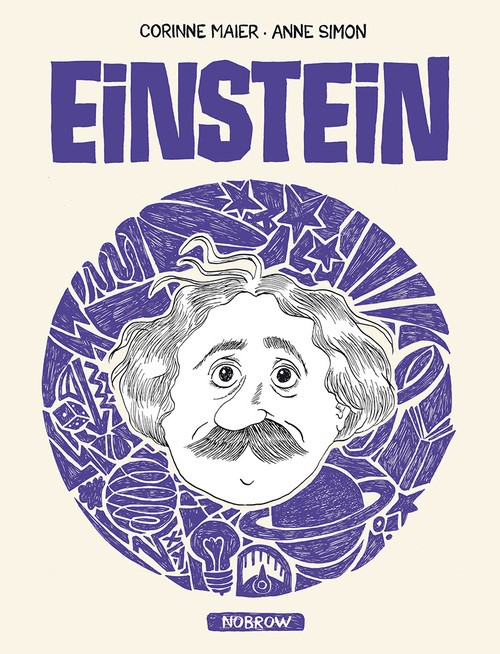 Historical Society of Princeton hosts illustrator of 'Einstein' graphic novel