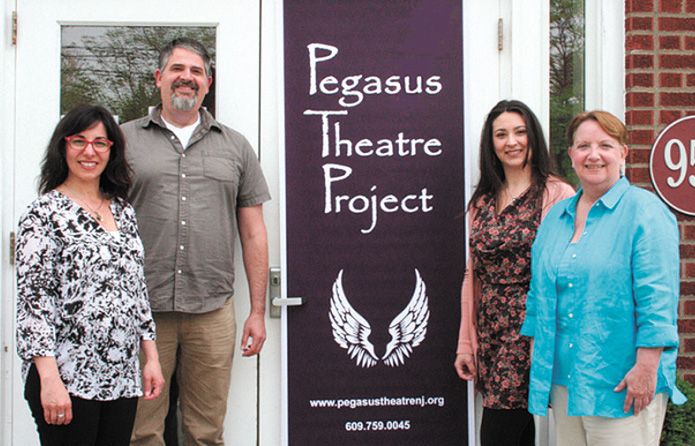Ewing Roundup: 'Proof' first production for Parrish's Pegasus Theatre