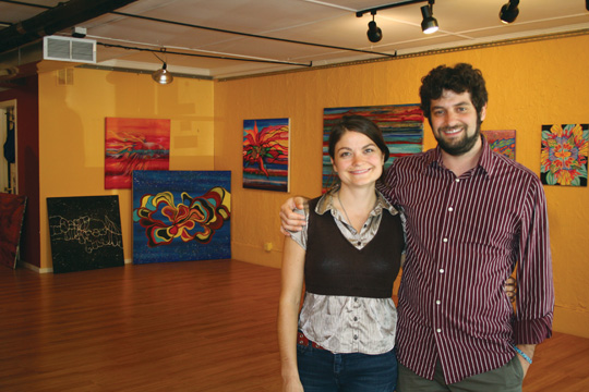 Hopewell studio gets Creative with the Arts