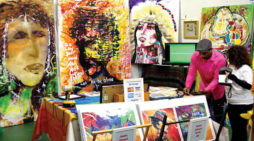 Trenton autumn arts preview
