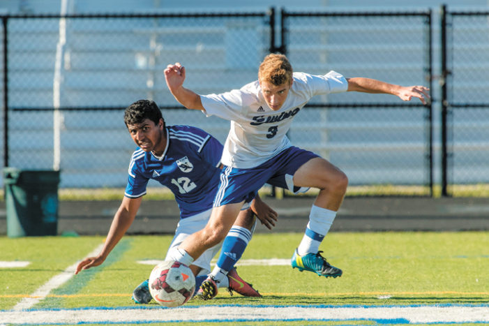 Coach Waseleski looks to lead EHS boys' soccer to more wins
